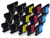 Brother Compatible LC1100 Ink Cartridges - 15 Item Multipack