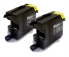 Brother Compatible LC1280 XXL Black Ink Cartridges Twin Pack