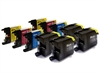Brother Compatible Ink Cartridges - LC1280CMYK/K - 10 item Multipack
