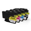 LC3237 Cyan, Magenta, Yellow & Black Compatible Ink Cartridges LC-3237