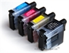 Brother Compatible Ink Cartridges  4 Item Multipack - CMYK of LC09 / LC41 / LC47 / LC900 / LC950