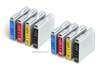 Brother Compatible LC970 Ink Cartridges - 8 Item Multipack