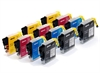 Brother Compatible Ink Cartridges 12 Item Multipack LC985 / LC39