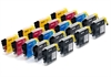 Brother Compatible Ink Cartridges 20 Item Multipack LC985 / LC39