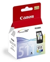 Canon 511 Colour Original Canon Printer Ink Cartridge CL-511