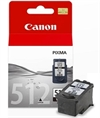 Canon 512 Original Black Ink Cartridge - PG-512