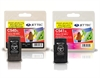 PG540XL & CL541XL Black & Colour Remanufactured Printer Ink Cartridges C-540XL C-541XL