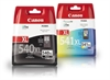 PG540XL & CL541XL Black & Colour High Capacity Original Canon Printer Ink Cartridges