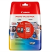 PG540XL & CL541XL Black & Colour High Capacity Original Canon Ink Cartridges with 50 sheets Paper