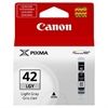 Canon 42 Original Light Grey Cartridge - CLI42LGY