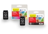 PG545XL & CL546XL Black & Colour High Capacity Remanufactured Printer Ink Cartridges