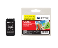 PG545XL Black High Capacity Remanufactured Printer Ink Cartridge PG-545XL
