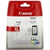 CL546 Colour XL Original Canon Printer Ink Cartridge CL-546XL