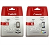 PG545XL / CL546XL Black & Colour Original High Capacity Canon Ink Cartridges PG-545 CL-546