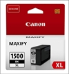 Canon 1500 XL Original Black Ink Cartridge - PGI-1500XL