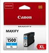 Canon 1500 XL Original Cyan Ink Cartridge - PGI-1500XL