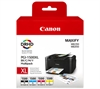 Canon 1500 XL Full Set of Original Ink Cartridges - PGI-1500XL