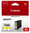 Canon 1500 XL Original Yellow Ink Cartridge - PGI-1500XL