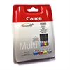 Canon 551 Black, Cyan, Magenta & Yellow Original Ink Cartridges - 4 item Multipack - CLI551