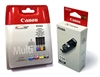 Canon Original Ink Cartridges 5 Item Multipack - PGI-550 CLI-551