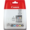Canon PGI-580BK / CLI-581 BK / C / M / Y Original Canon Ink Cartridge Multipack