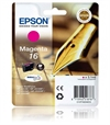 Epson Original Magenta Ink Cartridge Pen and Crossword Series 16
