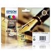 Epson 16XL Original Multipack Ink Cartridges Pen and Crossword Series 16 (T1636)