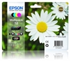 T1806 Epson Original Multipack Ink Cartridges Daisy Series 18