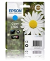 T1812 Cyan Epson Extra Large Original Ink Cartridge Series 18XL Daisy