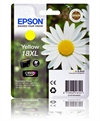 T1814 Yellow Epson Extra Large Original Ink Cartridge Series 18XL Daisy