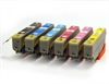 Epson 24 Compatible Ink Cartridge Elephant Series - 6 item Multipack
