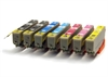 Epson 24 Compatible Ink Cartridges Elephant Series (T2428+T2421) -7 item Multipack