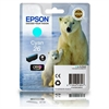 Epson 26 Cyan Original Ink Cartridge 26 Polar Bear Series