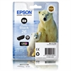 Epson 26 Photo Black Original Ink Cartridge Polar Bear Series