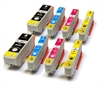 Epson 26 XL Compatible Ink Cartridges Polar Bear Series T2616 x2 (T2636) - 8 item Multipack