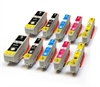 Epson 26 XL x2 Full Sets of Compatible Ink Cartridges Polar Bear Series - 10 item Multipack