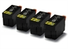 Epson 27XL x4 Black Compatible Ink Cartridges Alarm Clock Series - 4 item multipack