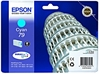 Epson 79 Original Cyan Ink Cartridge Tower of Pisa Series