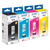 Epson 104 Original Full Set of EcoTank Ink Bottles