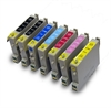 Epson Compatible Ink Cartridges 7 item Multipack - T0487/T0481