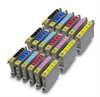 Epson Compatible Ink Cartridges 18 item Multipack - T0487 x3