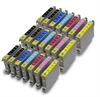 Epson Compatible Ink Cartridges 21 item Multipack - T0487/T0481x3