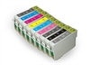 T0591 - T0599 Full Set of 9 Compatible Printer Ink Cartridges