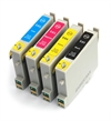 Epson Compatible Ink Cartridges - 4 item Multipack TO615 / T0615 / E-615