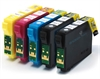 Epson Compatible 5 Item Multipack Ink Cartridges Fox Series T1285 + T1281