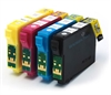 Epson Compatible 4 Item Multipack Ink Cartridges Fox Series T1285