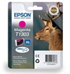 Epson Original Magenta Ink Cartridge Stag Series T1303