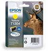 Epson Original Yellow Ink Cartridge Stag Series T1304