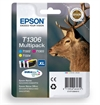 Epson Original Multipack Ink Cartridges Stag Series T1306