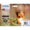Epson 378 Original Ink Cartridge Multipack Squirrel Series